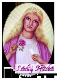 Uppstigen mästare Lady Nada