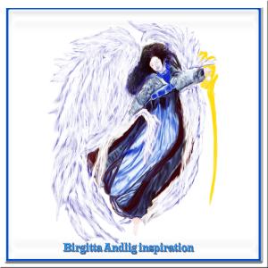 Birgitta Andlig inspiratiion ärkeängel Mikael Bloggen