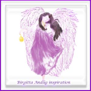 Birgitta Andlig inspiration ärkeängel Aurora.