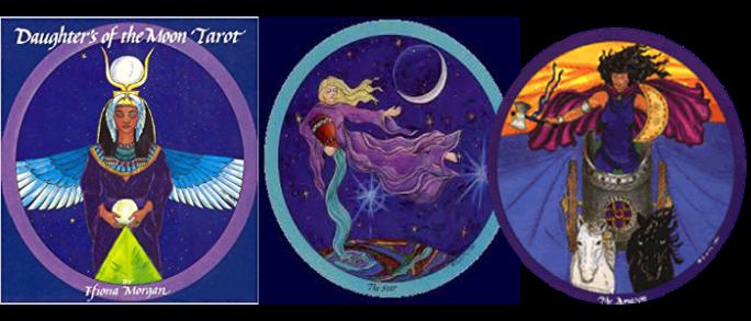 Denna bild har ett alt-attribut som är tomt. Dess filnamn är daughters-of-moon-tarotkort-birgitta-andlig-inspiration.png