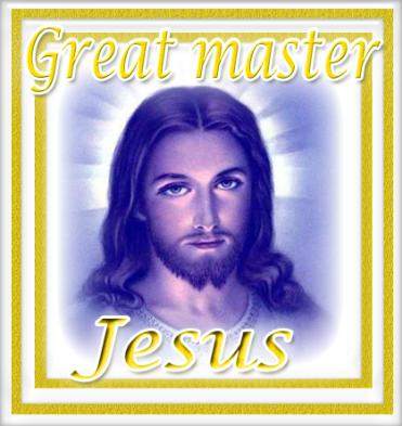 GREAT MASTER JESUS BIRGITTA ANDLIG INSPIRATION