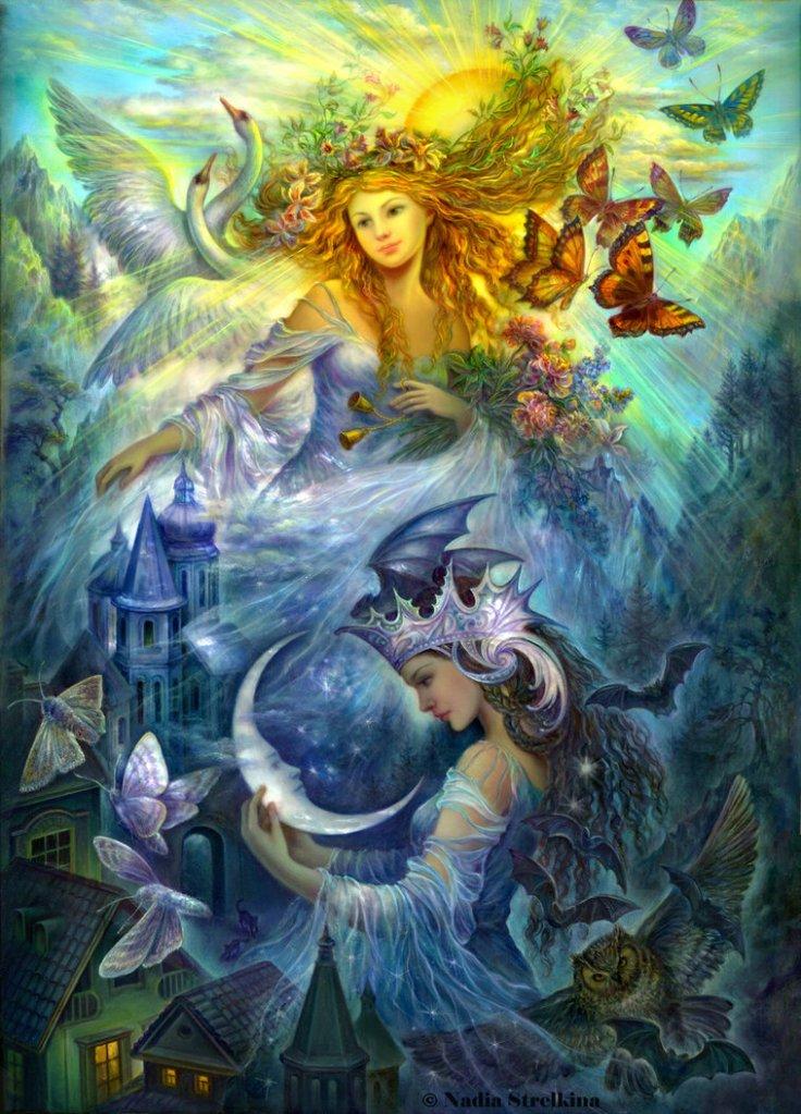 Denna bild har ett alt-attribut som är tomt. Dess filnamn är day_and_night___new_version__by_fantasy_fairy_angel-d6hmyfy.jpg