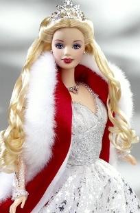 Denna bild har ett alt-attribut som är tomt. Dess filnamn är 2001-celebration-barbie-2.jpg