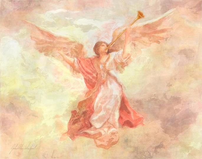 Denna bild har ett alt-attribut som är tomt. Dess filnamn är 2-angel-heralds-the-dawn-john-alan-warford.jpg