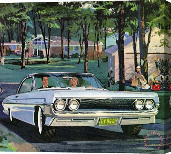 Denna bild har ett alt-attribut som är tomt. Dess filnamn är pop-ink-couple-driving-in-white-vintage-car-print-l-30120.jpg